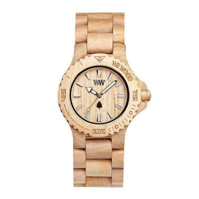 wewood-horloge-beige